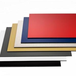 ACM placas de alumínio