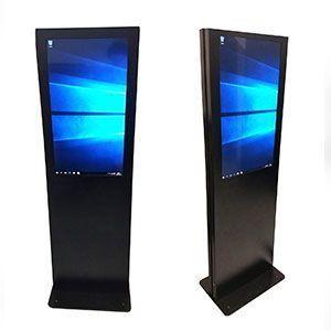 Totem interativo touch screen preço