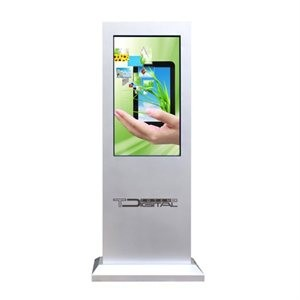 Totem com monitor touch screen