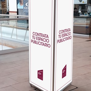Comprar totem de shopping